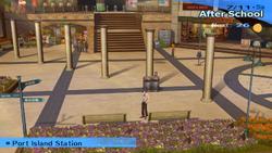 Port Island Station