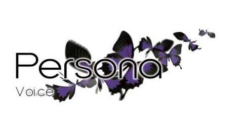 Voice - Persona 1 (PSP)