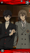 Akechi and Ren
