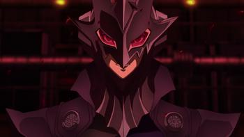 Black Mask (P5 Anime)