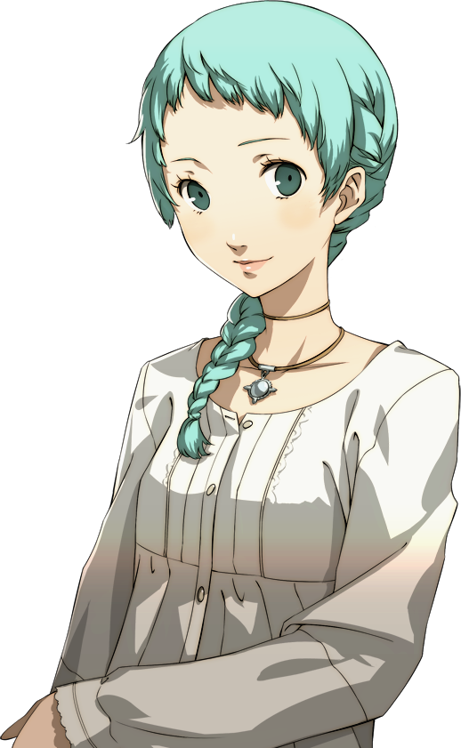 Kantai News Report #1 Fuuka_P4U_Transparent