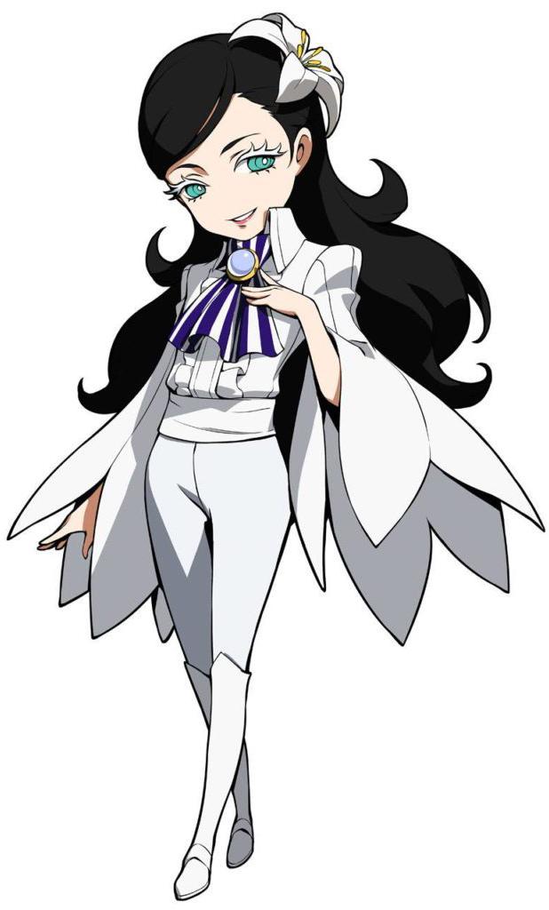 Nagi (Persona Q2) | Megami Tensei Wiki | FANDOM powered by Wikia