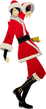 P5D Yusuke Christmas Outfit