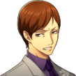 P5 Portrait of Sugimura Angry