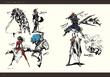 Persona Concept Art P5