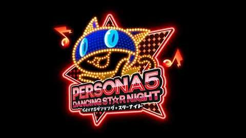 Persona 5 Dancing Star Night - Main Theme