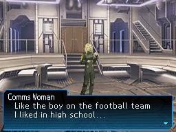 Comms Woman huh