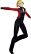 P3D Aigis Leather Rider Suit