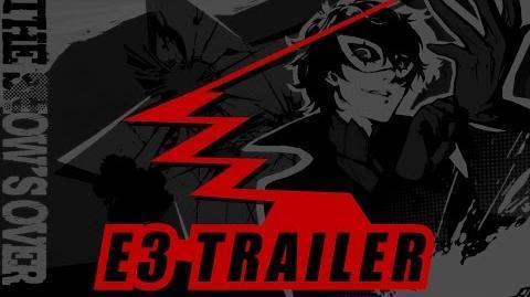 Persona 5 E3 2016 Trailer