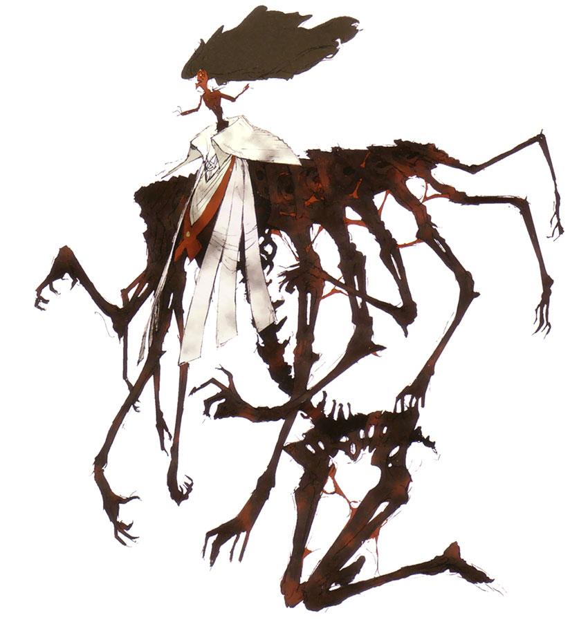 Humanoid Abomination - TV Tropes