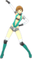 P4D Chie Satonaka High-cut Armors change.png
