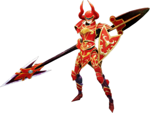Shin Megami Tensei x Fire Emblem Cain