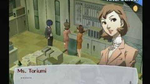 Persona 3 Fes The Journey - Hermit Ending(Maya)