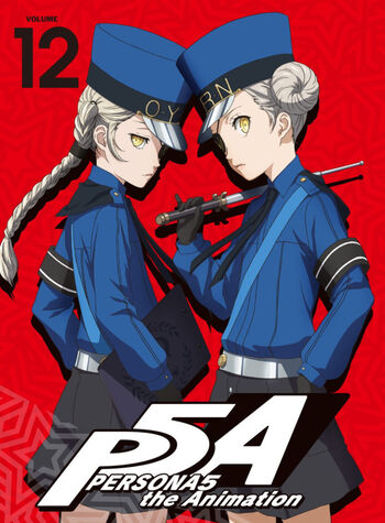 P5 Anime (C&J)