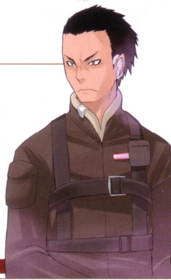 Commander Fushimi