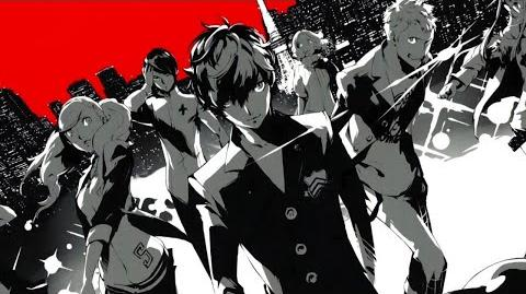 PERSONA 5 the Animation OP Opening - BREAK IN TO BREAK OUT Lyn Full