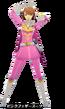 P3D Yukari Takaba Persona 4 Arena DLC costume