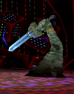 X Judgement Sword