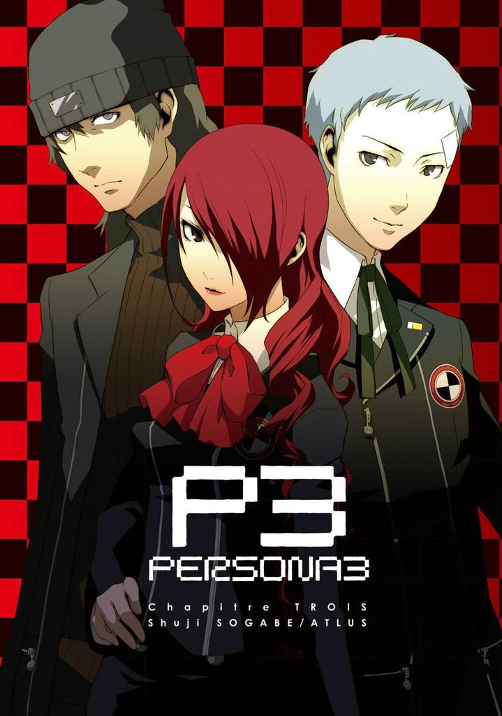 Dating junpei persona 3 anime