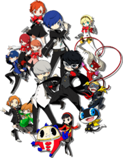 Q2 character ensemble