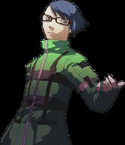 Jin Shirato Portrait