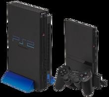 PlayStation 2 Render