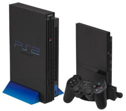 PlayStation 2 Render