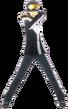P4D Yu Narukami ski wear free DLC