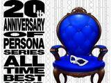 Persona 20th Anniversary All Time Best Album
