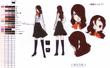Persona 3 Mitsuru anime
