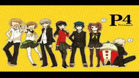 Persona 4 OST - Electronica In The Velvet Room