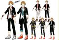 P4D Official Visual Visual Book Original Stage Costume for Yosuke, 02.jpg