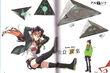 Futaba P5R concept art