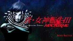 Boss Battle - SMT III Nocturne