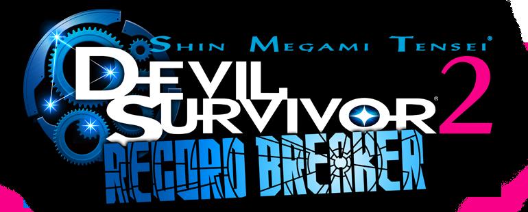 Devil Survivor 2 Record Breaker Megami Tensei Wiki Fandom