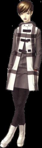 Maki Sonomura P2 render