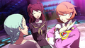 P4AU (P4 Mode, Rise,Yukari, and Fuuka getting along).png