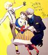 Persona 20th Anniversary Commemoration Illustrated, P4, 09