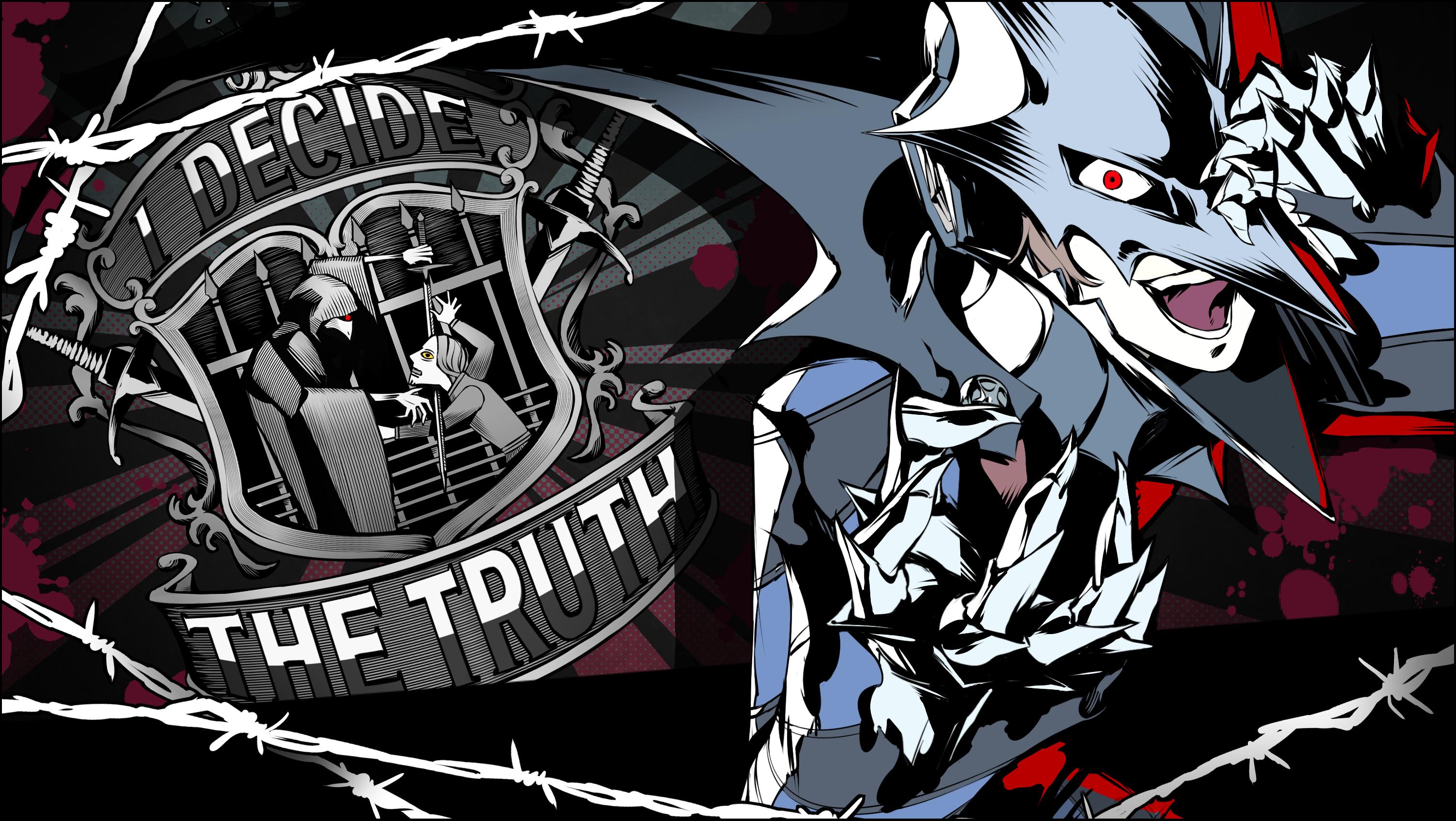 Persona 5 Nightmare Fuel Tv Tropes
