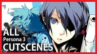 Persona 3 - All Cutscenes (Game Movie HD)