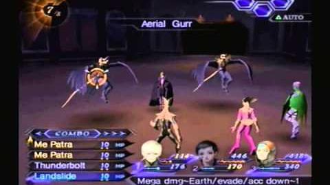 Digital Devil Saga 2 Combo Guide (excluding gun combos)