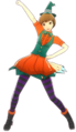 P4D Chie Satonaka halloween outfit change.PNG