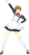P4D Chie Satonaka maid uniform