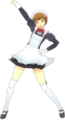 P4D Chie Satonaka maid uniform.png