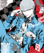 P4U2 manga volume 3 countdown illustration of Yu