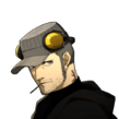 P5 portrait of Munehisa Iwai