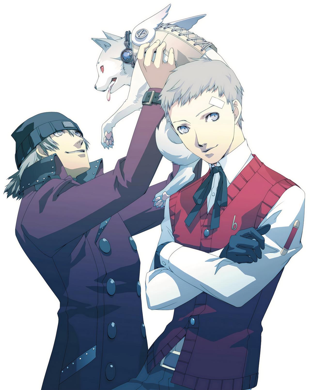 Persona 3 Character Drama CD Vol.5 | Megami Tensei Wiki