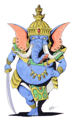 GaneshaSMT