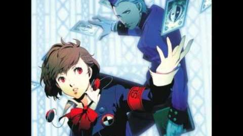 Persona 3 Portable Time