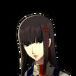 P5 portrait of Hifumi Annoyed